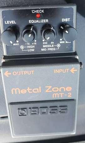 BOSS METAL ZONE2