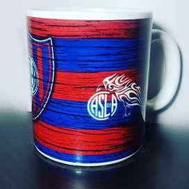 Taza ceramica San Lorenzo