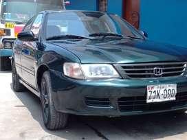 En venta HONDA carrocería ISUZU modelo GEMINI motor 1600 cc. Año 1997 buen estado