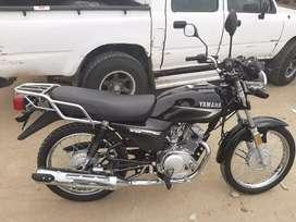 Vendo moto Yamaha YB 125 NUEVA