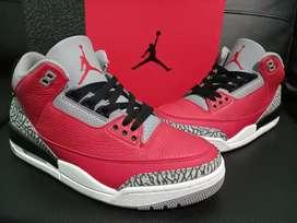 Jordan 3 Red Cement 9.5us