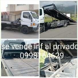 Grua Autocargable Hyundai hd 78