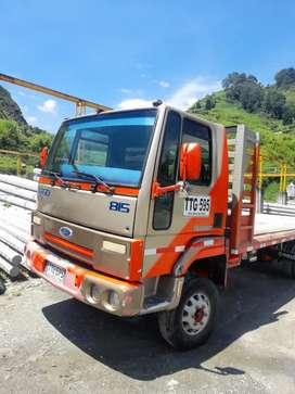 Se vende ford cargo 815 negociable