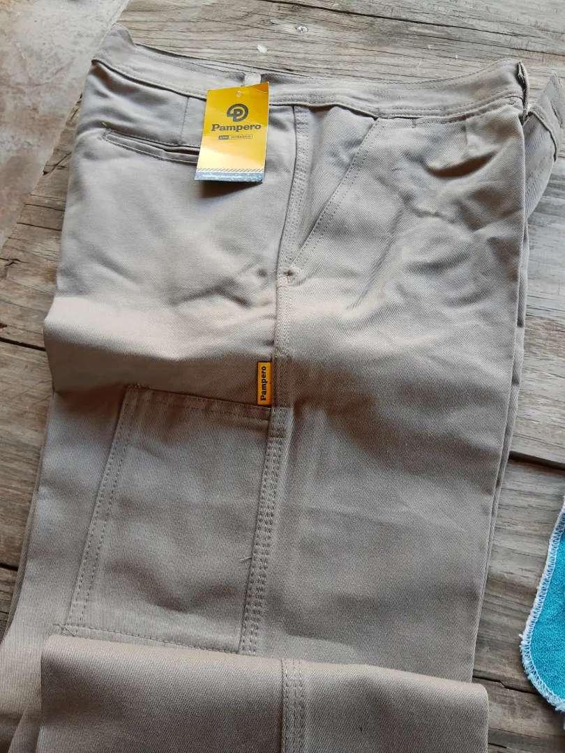 Pantalón de grafa pampero 0