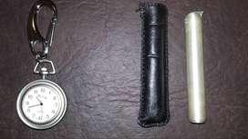 Vendo Reloj - Llavero y Encendedor