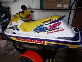Vendo moto de agua seadoo xp 720.85 hp