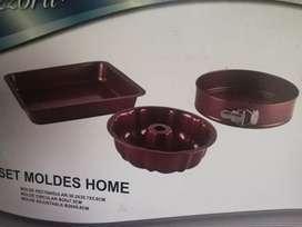 Set de Moldes Home
