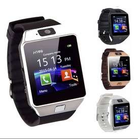 Reloj Dz09 Camara Tactil Inteligente Smartwatch