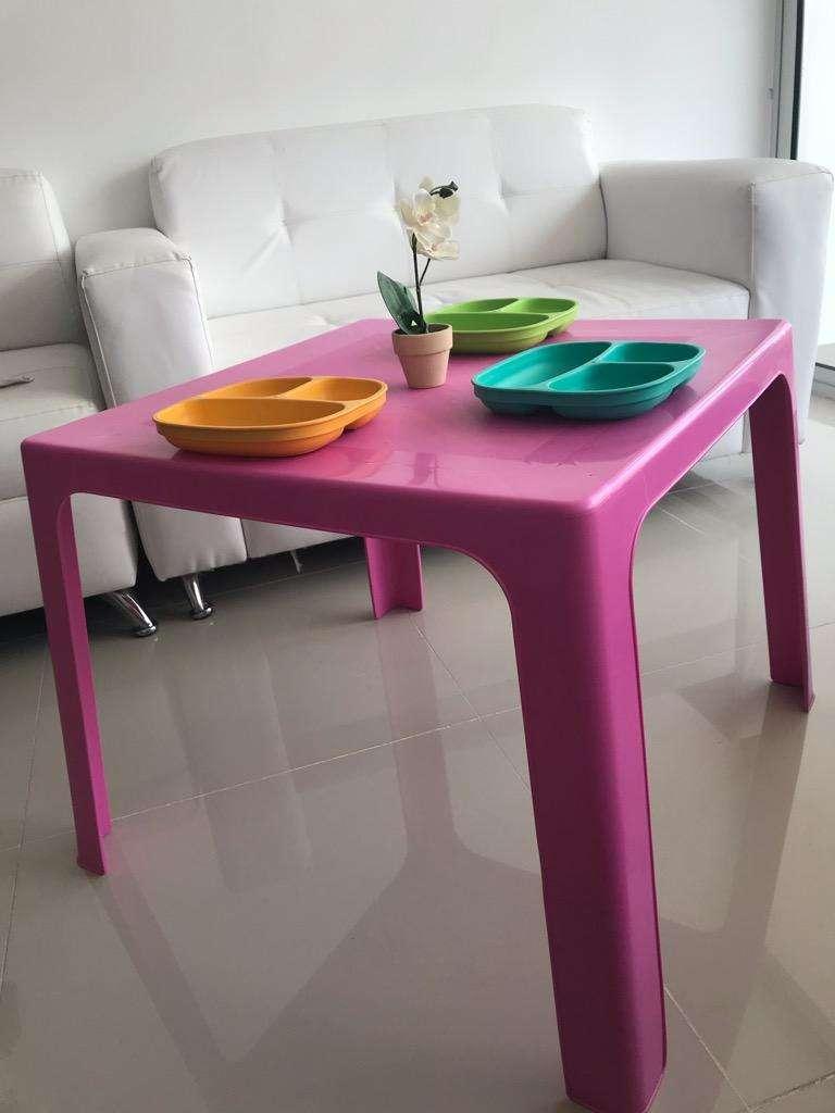 Mesa Plastica Infantil 0