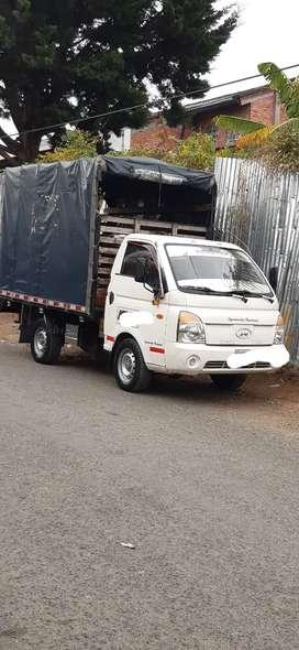 Vendo camion hyundai h100
