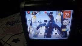 Vendo monitor de segunda pantalla normal no es plana leer bien el aviso