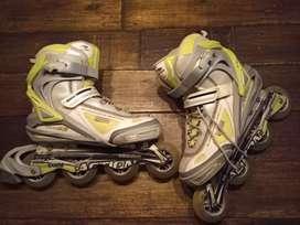 Vendo patines en linea