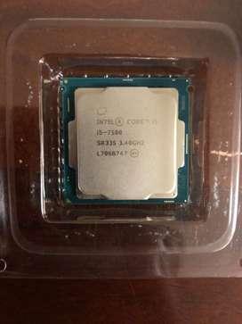 Procesador I5 7500 para 6ta Y 7ma Gen