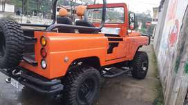 vendo jeep de oportunidad