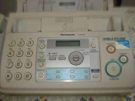 Venta de Fax Panasonic Kxfp703ag En excelente estado