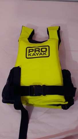 Vendo chaleco Aquafloat Pro Kayak