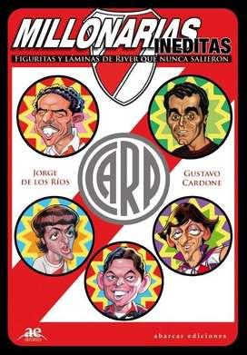 Libro River Plate Millonarias Ineditas