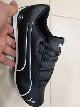Tenis zapatillas puma B M W para hombre