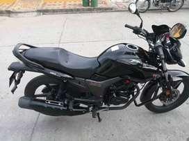 Se vende moto thriller modelo2018 150cc papeles al día hasta julio2020
