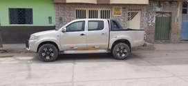 Venta de camioneta Hilux del año 2011