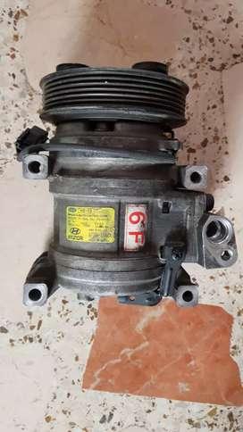 Compresor aire acondicionado  kia picanto ion