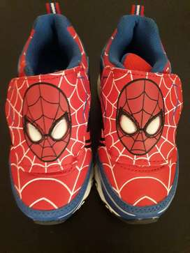 Zapatillas Spiderman niño