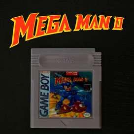 Juego MEGA MAN 2 para Nintendo Game Boy