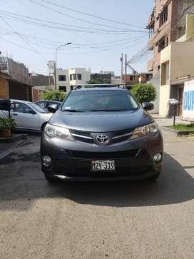Toyota Rav Modelo 2014