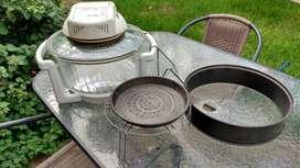 Hornair con accesorios