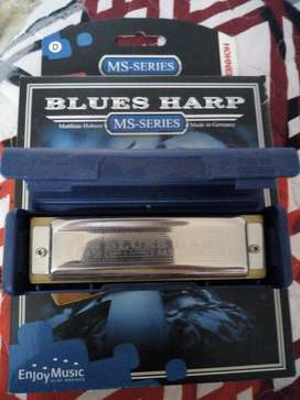 Armonica Profesional Blues Hohner