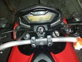 Se vende hermosa moto cb 160f