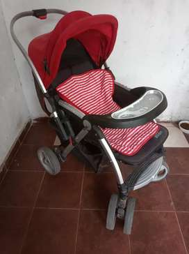 Cochecito - coche Anush Bebé hasta 18 kg