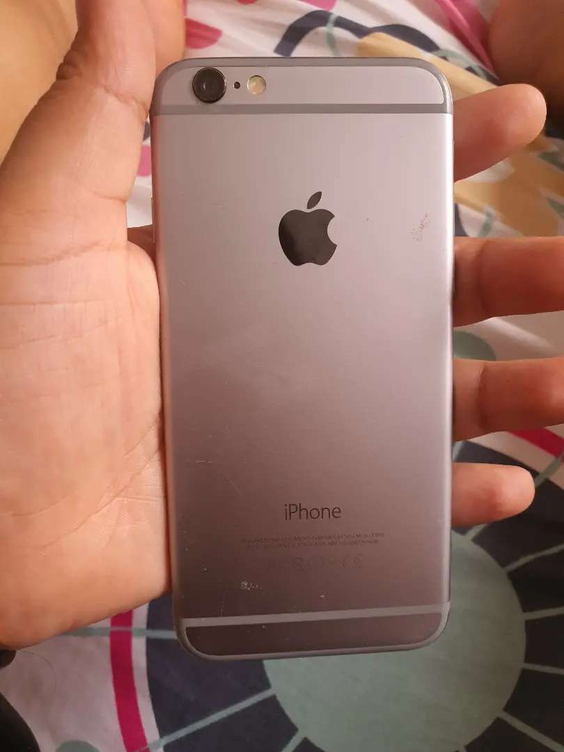 Iphone 6 un detalle