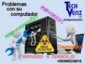Formateo - Reparación de Equipos de Computación- - Redes