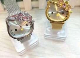 Bellos Reloj de Hello Kitty, diferente modelos  y precios.