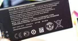 Bateria nokia 630