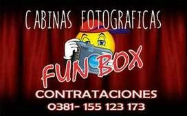 Cabinas fotogràficas