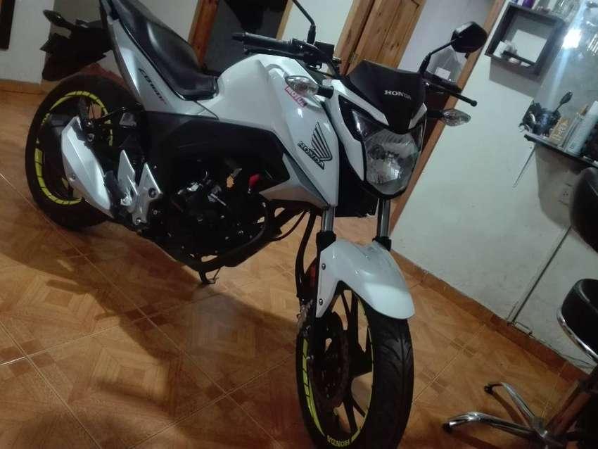 obten moto cb160 2020 como nueva 0