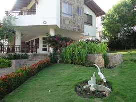4 Dor. - 7 Bñ. - 453 m2 Casa Campestre al lado del mar. Cerca Puerto velero y Santa Verónica