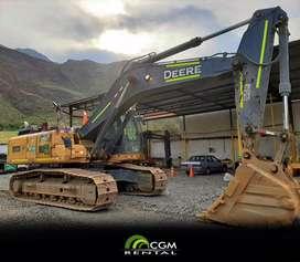 Venta Excavadora 350G, Compra tu John Deere M160978