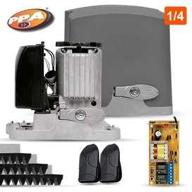 Motor Porton Corredizo  PPA Rio 1/4hp 500kg