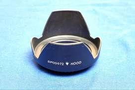 Calidad 72mm Sp (II) Tornillo De Parasol Pétalo Nuevo
