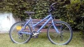 Bici con Cambios Shimano Rod 26