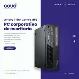 Computadores de escritorio empresarial