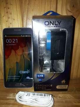 Vendo celu Samsung Usado Impecable