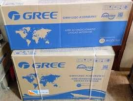 Aire acondicionado GREE INVERTER 3400 f/c