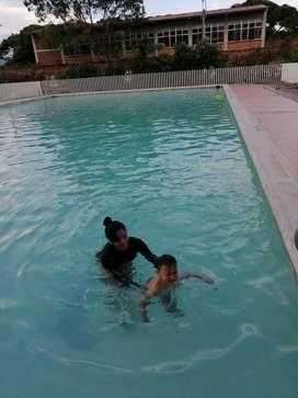 Clases particulares de natación y refuerzo para preescolar