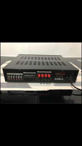 Amplificador con columna pasiva de 12 pulgadas