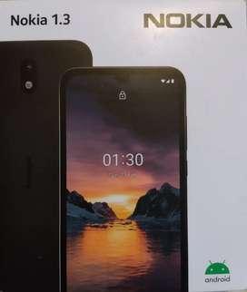 Celular Nokia 1.3