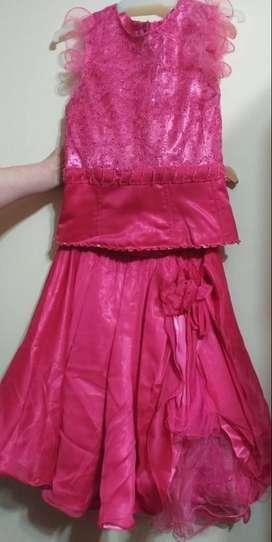 Vestido de Fiesta de 15 con accesorios! (un sólo uso)